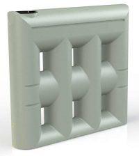 water tanks melbourne - 1000 LT All Weather Slimline Water Tank