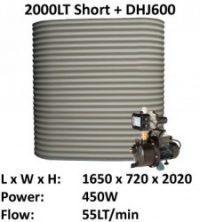 2000 short dhj600
