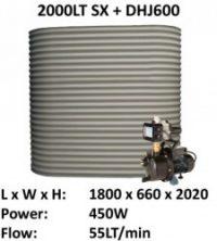 2000 sx dhj600