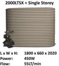 2000 sx single
