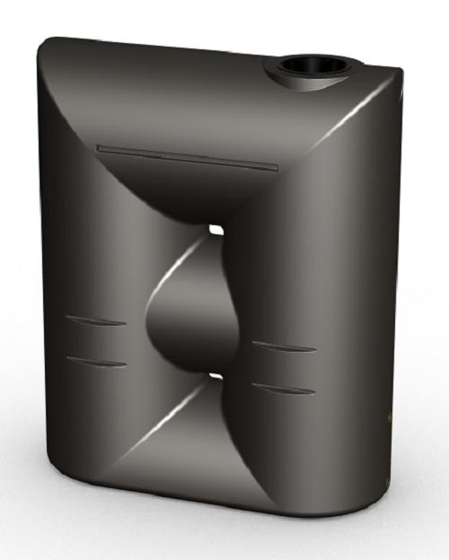 slimline water tanks melbourne - 2000 LT All Weather Super Short Slimline Water Tank