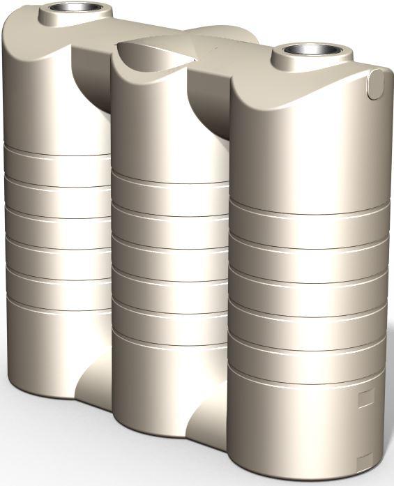 3200 LT S-Line Slimline Water Tank