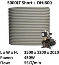 5000 short dhj600