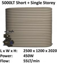 5000 short single