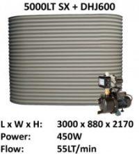 5000sx dhj600