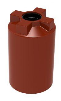 water tanks melbourne - 200 LT Pro Plastics Round Rain Water Tank