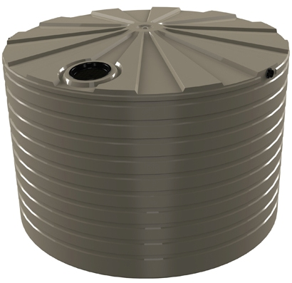 30000 LT Bushmans Round Rain Water Tank