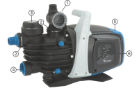 claytech automatic pressure pump