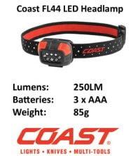 Water Tank Installation - Fixed beam LED Headlamp