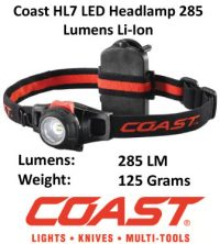 Dual Color LED Headlamp - Coast