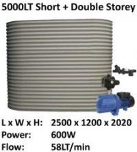 colorbond 5000 short ferro