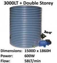 colorbond3000 round ferro
