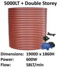 colorbond5000 round ferro