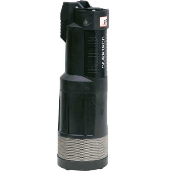 rainwater tank pump - DAB Divertron 1200 Submersible Pump