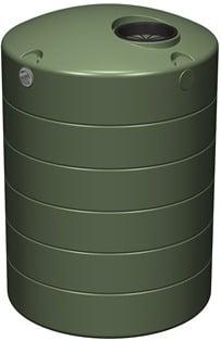 3000 LT Yarrawonga Round Rain Water Tank