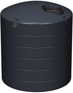 5000 LT Yarrawonga Round Rain Water Tank